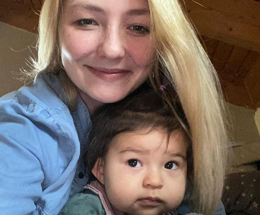 Sylvina Ich bin sehr froh, dass ich Julia an dem besonderen Tag im Krankenhaus treffen durfte.