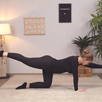 Gymnastik-Übungen
